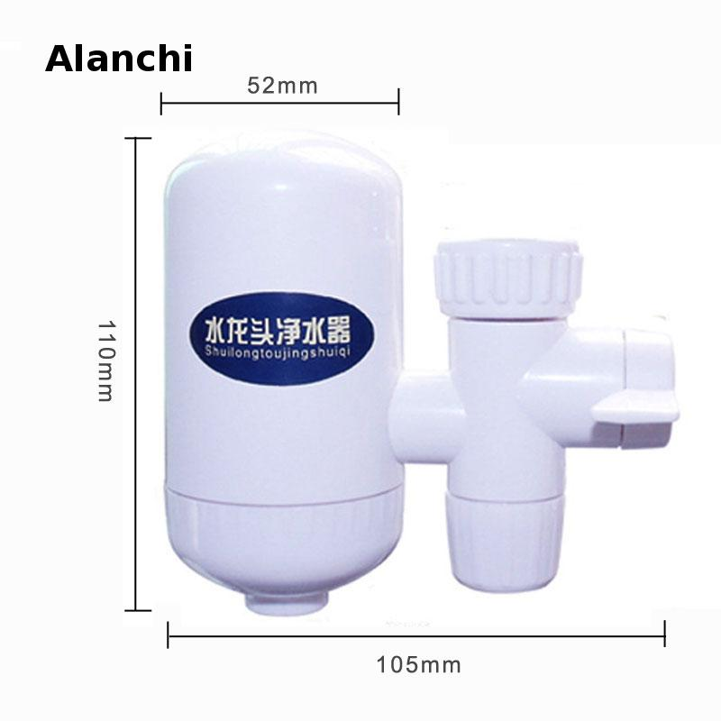 portable water purifier ceramic filter faucet filter ,water filter alkaline water ionizer removes 99% contaminants