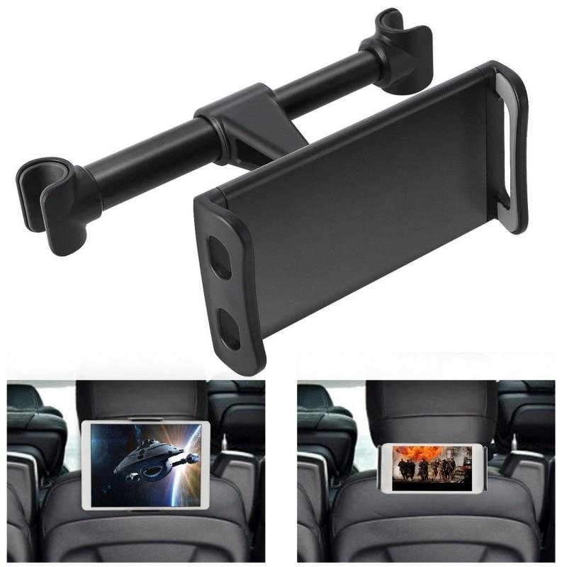 Портативный на борту Универсальный 4-11 Tablet Автомобильный держатель для iPad 2/3/4 мини воздуха 1 2 3 4 Pro на заднем сиденье подставка таблетки