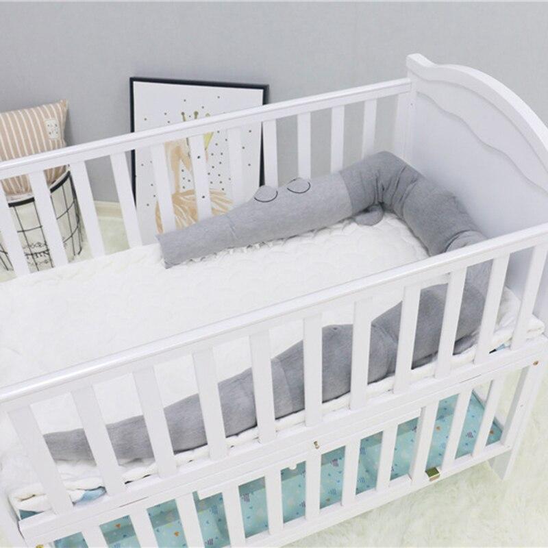Baby Bed Wieg.Goede Kopen Comfortabele Baby Bumper Kinderen Kussen Bed Wieg Hek