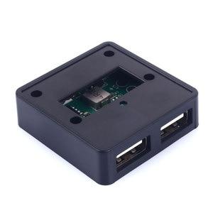 Image 5 - 5V 20V 5V 3A/2A Max Dual USB Зарядное устройство регулятор для солнечных батарей Панель раза крышка/зарядки телефона Питание модуль с круглым вырезом