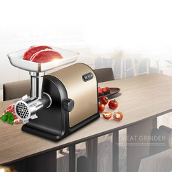 Meat Grinders grinder commercial high-power electric stainless steel multifunction automatic mincemeat machine enema