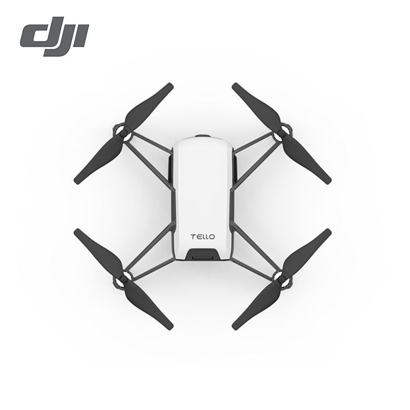 Tello drone DJI Perform flying stunts, shoot quick videos 1