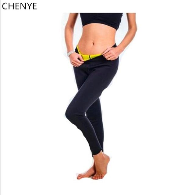 Горячие продажи Горячих Body Формочек Женщин Неопрена Длинные Брюки Управления Пластика Супер Эластичные Леггинсы для похудения ног красоты body узкие брюки