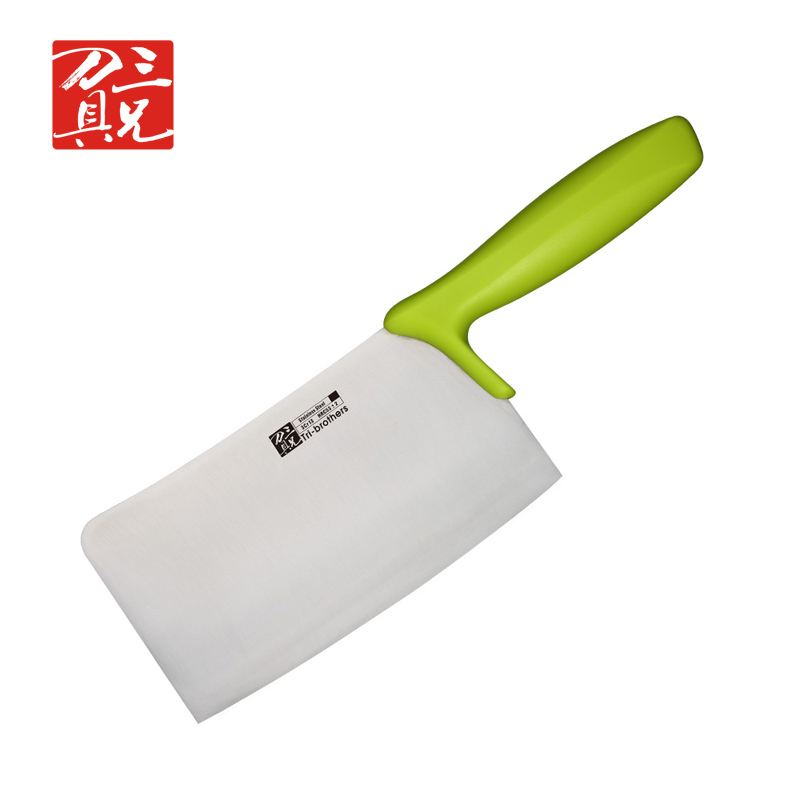 Stainless steel kitchen font b knives b font Cooking Tools chopping meat slice gift chef font