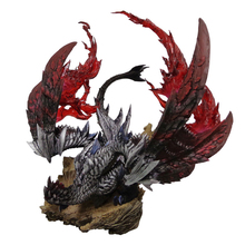 2019 New Monster Hunter World Dragon Model Collections Figures Action Japan Game