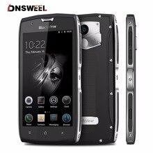 Blackview BV7000 Pro сотовый телефон 4 Г Водонепроницаемый IP68 5.0 «FHD MT6750T Окта основные Android 6.0 Мобильный Телефон 4 ГБ + 64 ГБ 13MP смартфона
