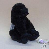 Stuffed Animal Toy Monkey Doll Real Life Silver Back Gorilla Dolls Plush Toys For Children Present