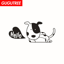 Decorate dogs animal cartoon art wall sticker decoration Decals mural painting Removable Decor Wallpaper LF-1787