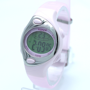 XONIX Precise Brand Watches Fashion Minimalist Waterproof Sports Watch Ladies Watch Girls Watch