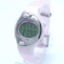 XONIX Precisión Relojes de Marca de Moda Minimalista Reloj Deportivo Resistente Al Agua Reloj de Señoras Niñas Reloj