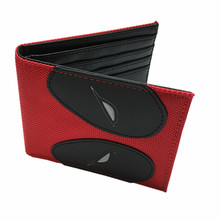 Deadpool Style Short Wallet