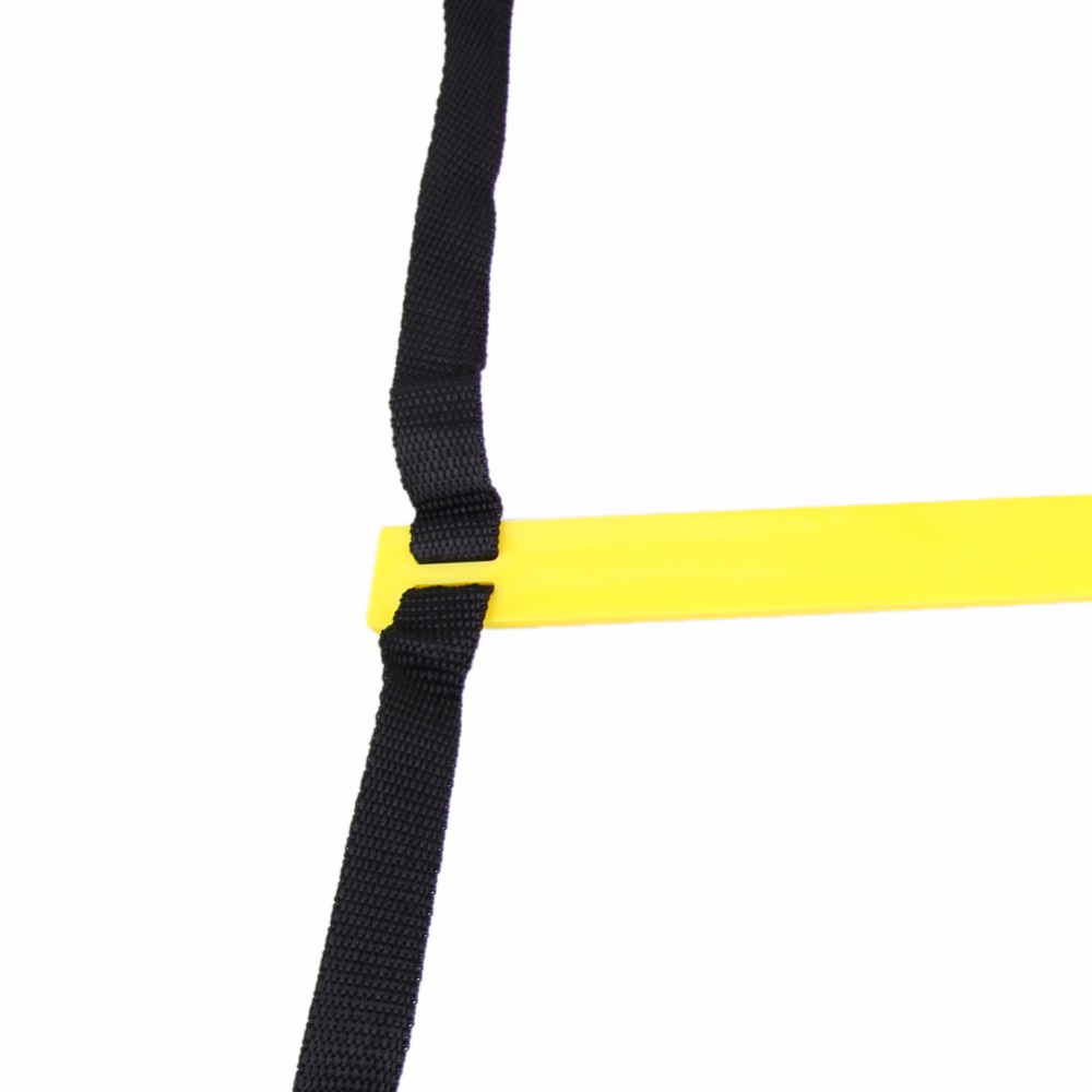 Durable 12 Rungs 6M Agility Ladder for Soccer Football Speed Feet Training Skill