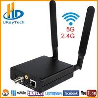 HEVC H.265 HD 3g SDI кодирующее устройство ip видео Wi Fi SDI потокового Encoder Беспроводной SDI RTMP RTSP передатчик H265 H264