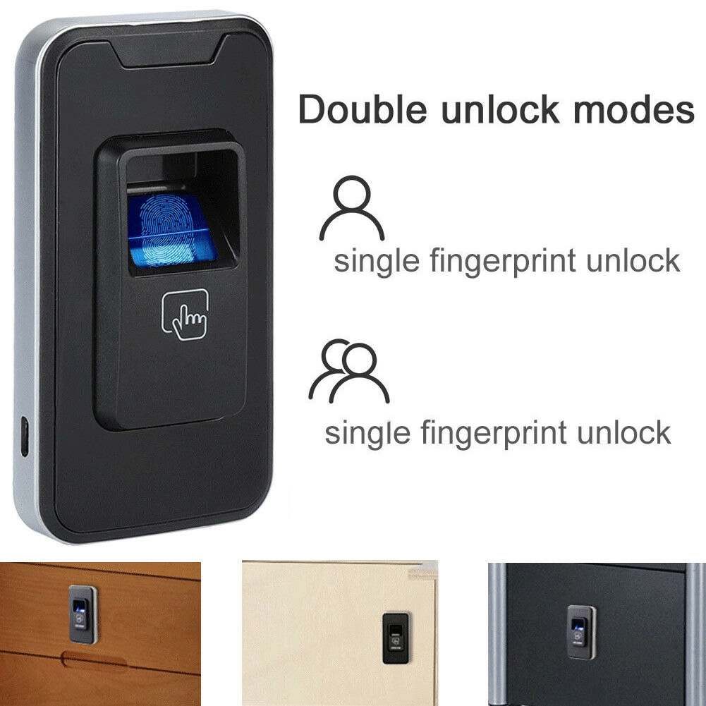 Office Intelligent Learning Cabinet Lock Door Keyless Security Sauna Anti-theft Drawer Shoe Tool Home Smart FingerprintOffice Intelligent Learning Cabinet Lock Door Keyless Security Sauna Anti-theft Drawer Shoe Tool Home Smart Fingerprint