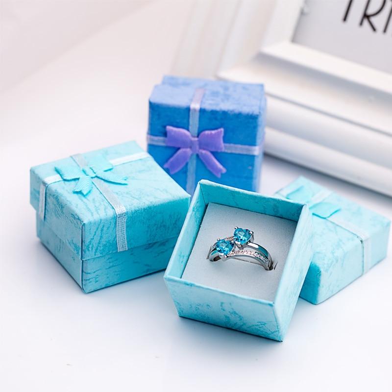 Pudelka Na Bizuterie Black Velvet Stud Earring Pendant Box Display Jewelry Gift Boxes Velour 1 Dozen Bizuteria I Zegarki Mayoshop Org