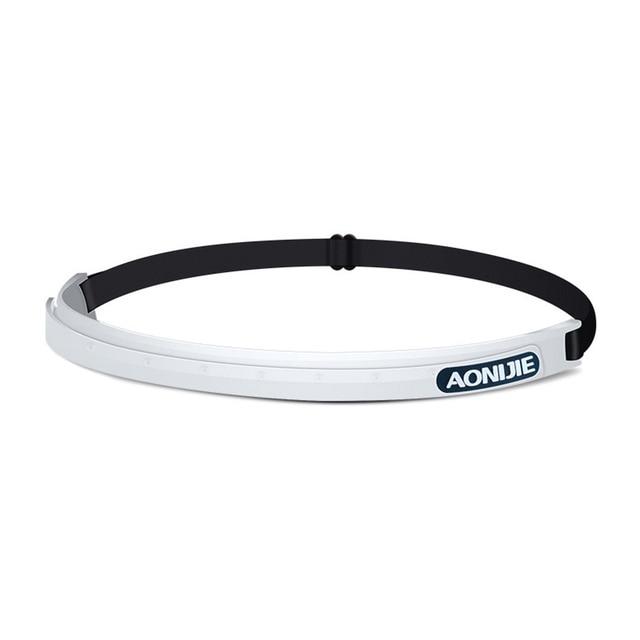 Aonijie E4088 Hair Band Sports Sweat Guide Band Yoga Unisex Adjustable Head Belt Multi-functional Running