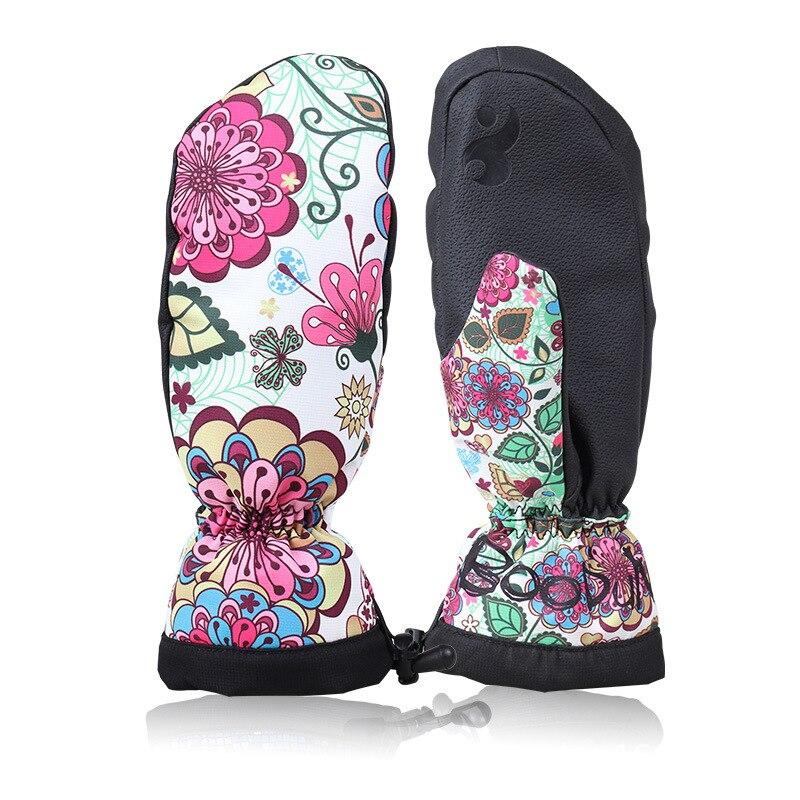 Men Women Windbreaker Fishing Ski Motorcycle Gloves Cycling Snowboard Bike Gloves Keep Warm Driving Hiking Gloves