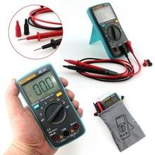 ANENG AN8004 LCD Auto Range Digital Multimeter  Voltmeter Ammeter Resistance DC / AC  Transistor Tester Voltmeter multi meter