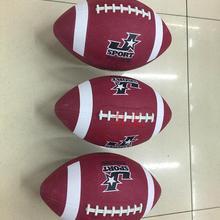 Для регби, спортивных мячей, официальный размер 9 резиновый, для американского футбола, мяч для регби, прочный регбийный для тренировок на открытом воздухе