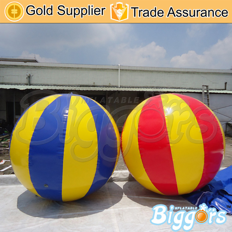 Outdoor Giant Promotional PVC Inflatable Beach Ball Sport Game 6 5ft diameter inflatable beach ball helium balloon for advertisement