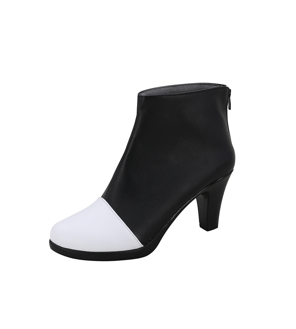 Fate Grand Order FGO Emiya Shirou Cosplay Boots High Heel Shoes Costume Made (4)