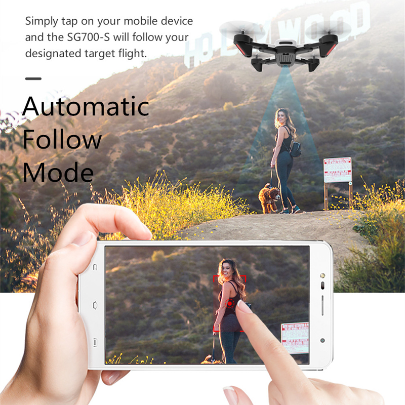 Best 4K Drone with camera 1080P 50x Zoom Professional FPV Wifi RC Drones Altitude Hold Auto Return Dron Quadcopter RC Helicopter 4