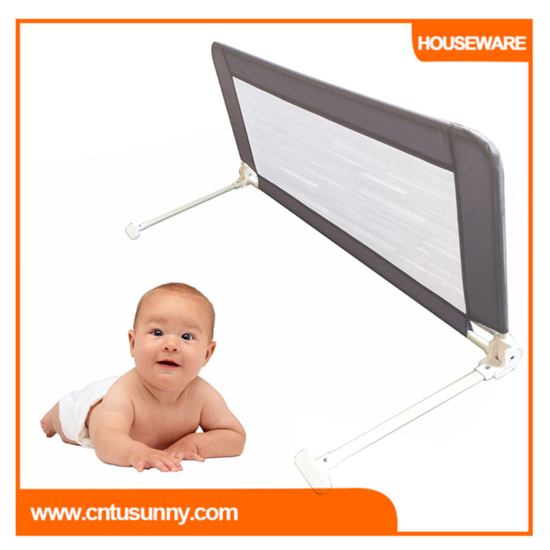 цена на baby safety bed guardrail for bed 1.2m/1.5m/1.8m child bed safety bed guardrail fence prevent baby fall off