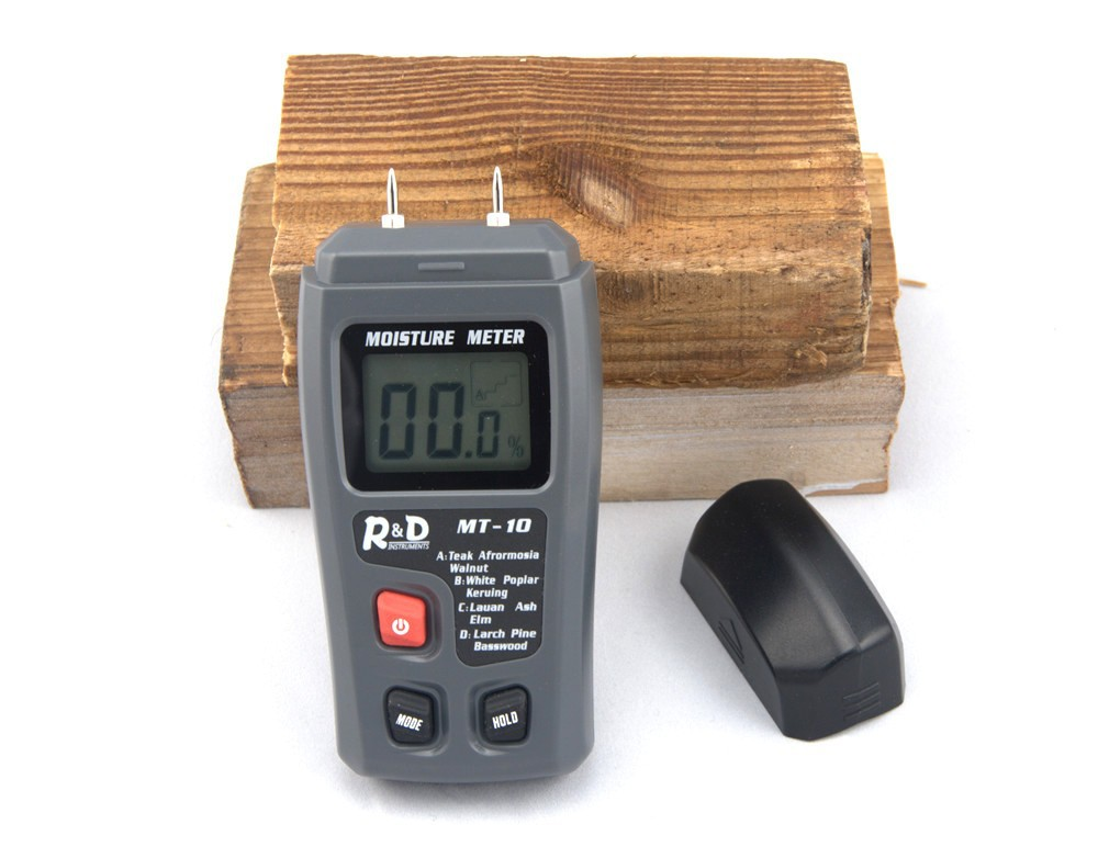Wood moisture meter paper cardboard timber humidity meter for Wood floor moisture meter