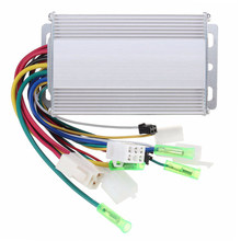 E-Bike Controller 36V/48V 350W E-Scooter Bicycle Motor Brushless Controller(China)