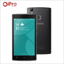 Doogee x5 max 5.0 pulgadas 1280*720 teléfono móvil mtk6580 quad a core Android 6.0 Smartphone 1G RAM + 8G ROM 5MP 4000 mAh huella digital