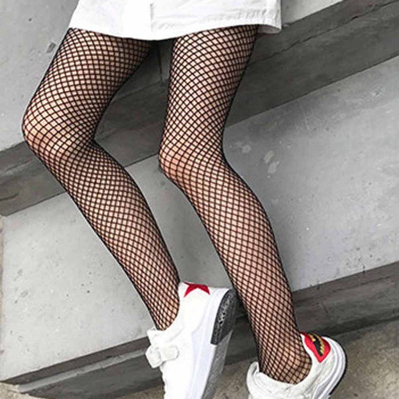 Summer Children Stocking Fashion  Baby Girl Net Pattern Pantyhose Tights Stockings Mesh Fishnet 7 Styles Baby Gril Wear