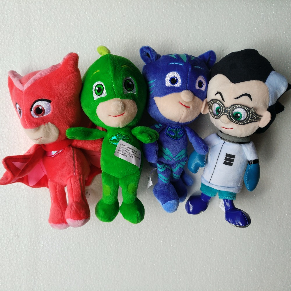 20cm Anime Cartoon Mask Man Plush Toys Mconnor Brinquedos Greg Juguetesl Amaya Doll 4 Style Les