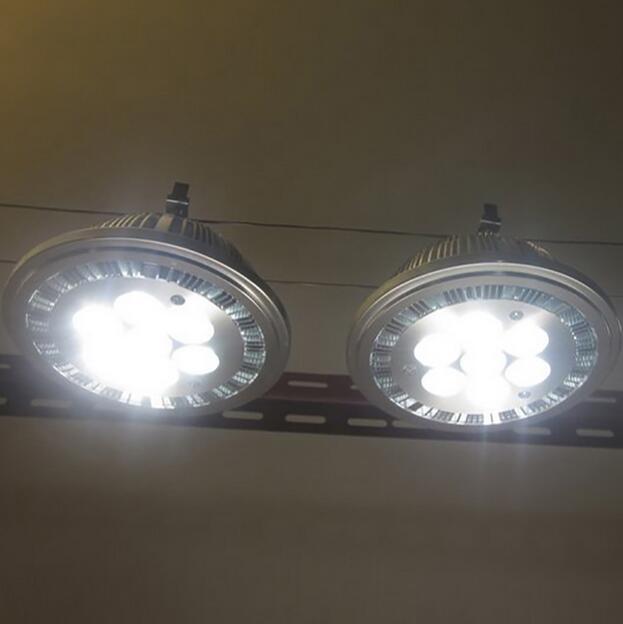 Bridgelux AR111 14W równa 100W Wysokiej jakości lampa sufitowa LED - Oświetlenie LED - Zdjęcie 3
