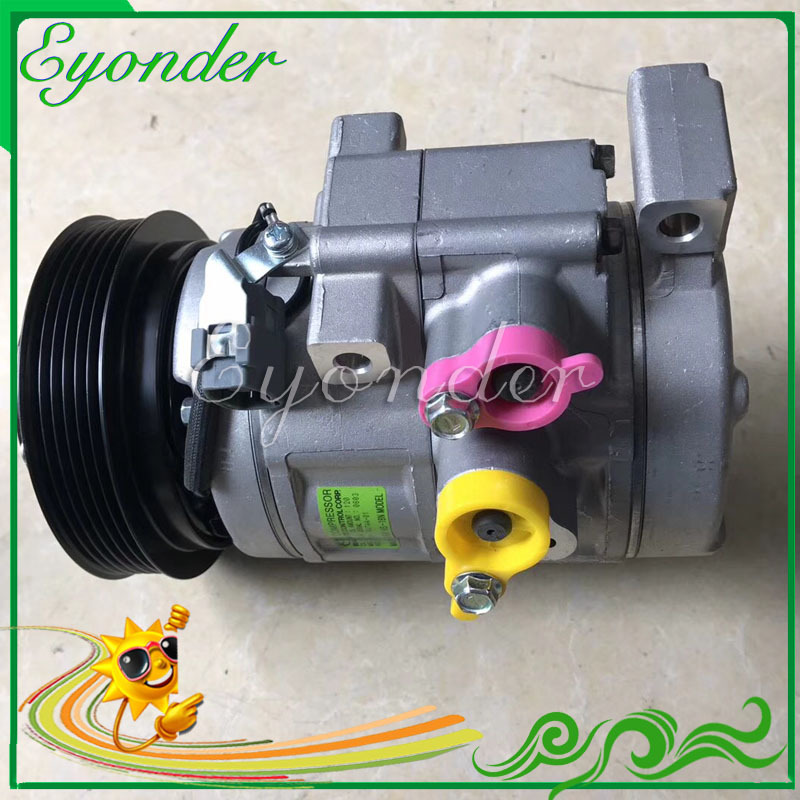 Gowe Air Conditioning Compressor For Car Mazda Cx 7 All: AC Air Conditioning Compressor Cooling Pump For Mazda CX 7