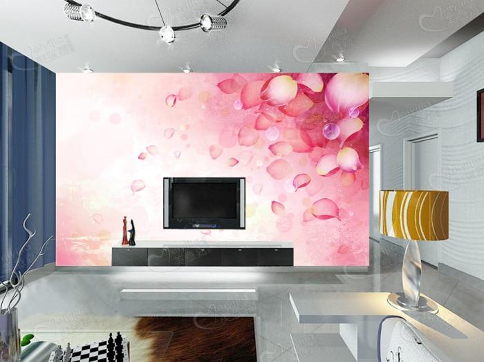 Aliexpress.com : Buy Large custom mural 3D wallpaper romantic ...