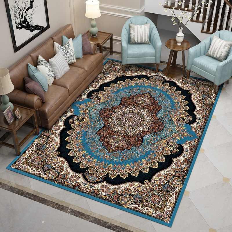Iran персидский ковер, большой прямоугольный ковер для гостиной, спальни, дивана, журнального столика, ковер для кабинета, напольный коврик, домашние декоративные коврики