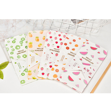 5Pcs/pack Lovely Small Fresh Fruit Paper Envelope Kawaii Small Baby Gift Craft Envelopes for Wedding Letter Invitations недорого