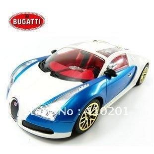 1:10 bugatti veyron électrique radio télécommande rc voitures