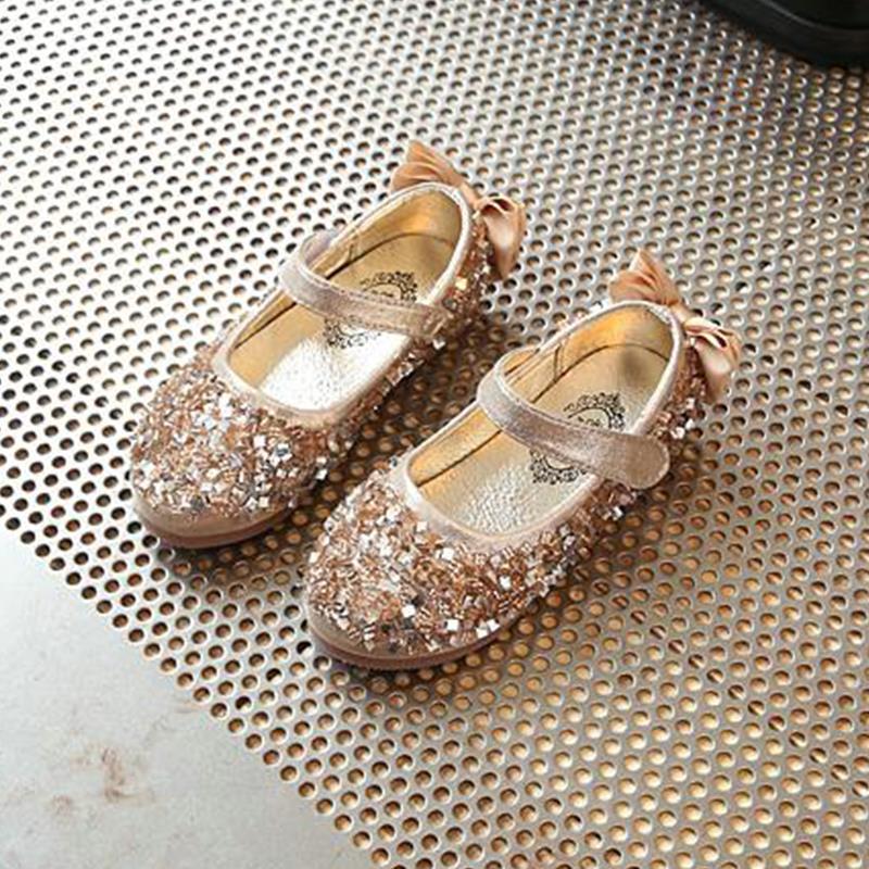 online buy wholesale girls gold dress shoes from china girls gold dress shoes wholesalers. Black Bedroom Furniture Sets. Home Design Ideas