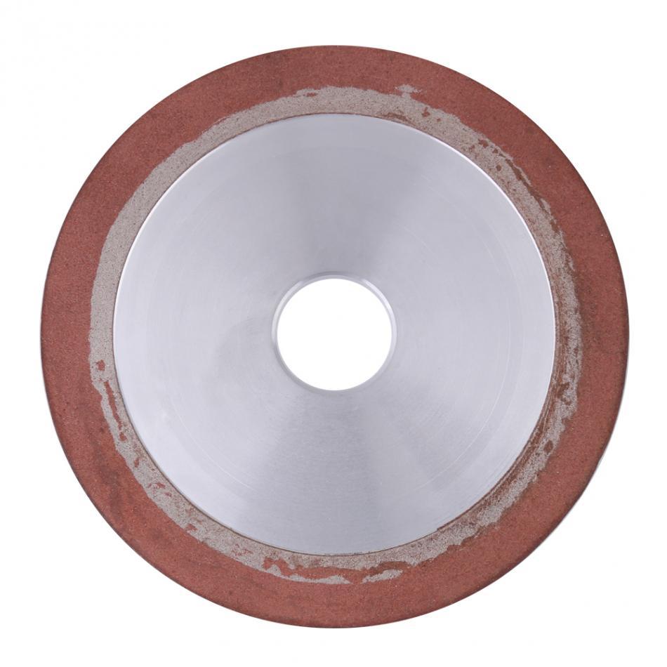 100mm diamant meule rotative circulaire scie lame abrasif diamant disque 180 grain pour polissage meulage carbure pierre métal