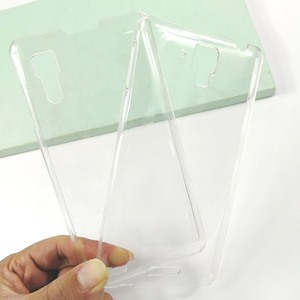 Clear Hard PC Phone Case For L