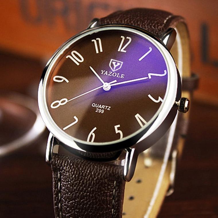 Hot Sale Luxury Men Watch 2018 Famous Wrist Watch Unique Male Clock Mens Fashion Quartz Wristwatches Hours Leisure Business