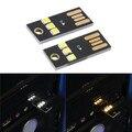 2 pcs Novo de Alta Qualidade Mini USB Luz de Acampamento Móvel Noite USB CONDUZIU a Lâmpada Branco/Luz Quente Por Atacado
