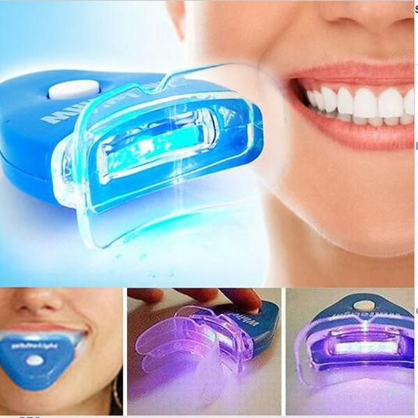 Teeth Whitening Gel Professional Teeth Whitening Kit Led White