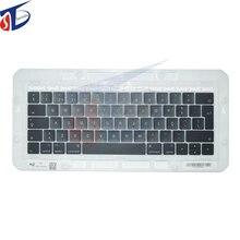 Для macbook pro 13 дюймов 15 дюймов retina touchbar A1706 A1707 Португальский(Португалия) Portuguesa герметизирующая ptfe-лента для Клавиатура клавишный колпачок