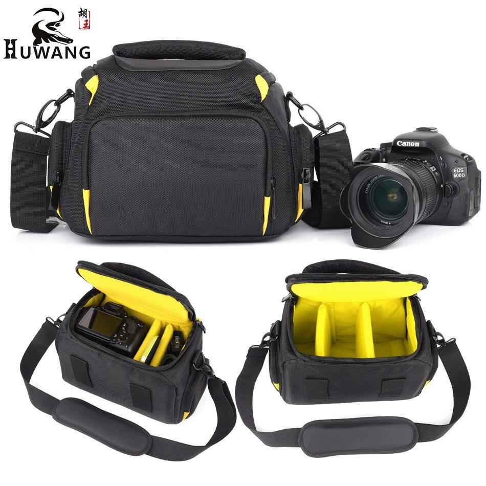 High Quality Thicken DSLR Camera Photo Bag For Nikon D5300 D3400 D7200 D3100 D750 D7100 P900 D7500 D5600 D40 Lens Pouch Backpach