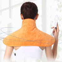 Electric Moxibustion Shawl Neck Cervical And Shoulder Heating Pad Cervical Heating Blanket Multiple Protection Moxibustion