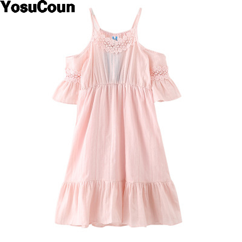 Подробнее о 4-14 Years Girl Princess Dresses Girls Dress Summer Clothes Evening Lace Sarafan For Kid New Style Children Clothing  For Baby baby girls dresses brand princess dress girl clothes kids dresses children costumes 3 14 years old