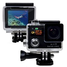 2016 Hot Sale G3/G3R Action Sports Camera Ultra HD Video Sports Camera 170 Degree Wide Angle 2″ Dual Screen Camera 1080P Wifi