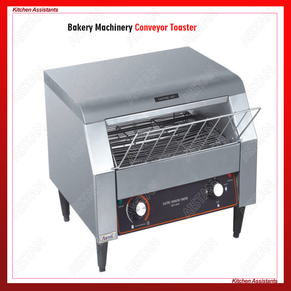 ECT2440 conveyor bun bread pizza cookie toaster oven machine electric 220V 110V Тостер